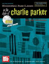 Christiansen Cory - Essential Jazz Lines In The Style Of Charlie Parker + Cd - Trombone