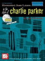 Christiansen Cory - Essential Jazz Lines In The Style Of Charlie Parker, Violin + Cd - Violin