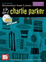Christiansen Cory - Essential Jazz Lines In The Style Of Charlie Parker, Flute + Cd - Flute