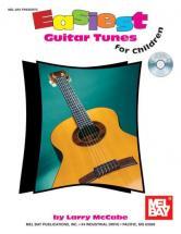 Mccabe Larry - Easiest Guitar Tunes For Children + Cd - Guitar