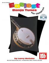 Mccabe Larry - Easiest Banjo Tunes For Children + Cd - Banjo