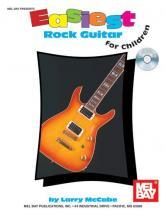 Mccabe Larry - Easiest Rock Guitar For Children + Cd - Guitar