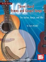 Mccabe Larry - 101 Three-chord Hymns And Gospel Songs - Guitar