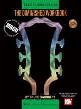 Saunders Bruce - Jazz Curriculum - Diminished Workbook + Cd - Guitar