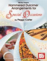 Carter Peggy - Hammer Dulcimer Arrangements For Special Occasions - Dulcimer