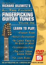 Gilewitz Richard All-time Favorite Fingerpicking Tunes - Guitar