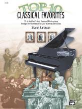 Aaronson Sharon - Top Ten Classical Favorites - Piano