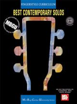 Siktberg Stephen - Fingerstyle Curriculum: Best Contemporary Solos + Cd - Guitar