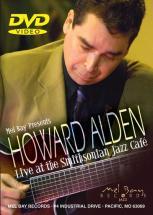 Alden Howard - Live At The Smithsonian Jazz Cafe - Guitar