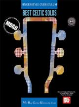 Gangel William - Fingerstyle Curriculum: Best Celtic Solos + Cd - Guitar