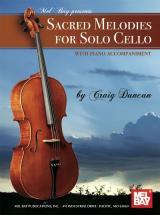Duncan Craig - Sacred Melodies For Solo Cello - Cello