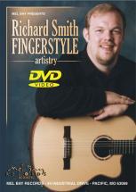 Smith Richard - Richard Smith: Fingerstyle Artistry - Guitar - DVD