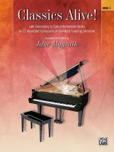Magrath Jane - Classics Alive! Book 1 - Piano Solo
