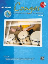 All About Congas + Cd - Percussion