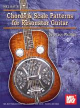 Phillips Stacy - Chords And Scale Patterns For Resonator Guitar Chart - Guitar