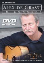 De Grassi Alex - Alex De Grassi In Concert - Guitar