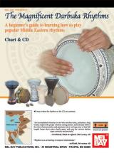 The Magnificient Darbuka Rhythms + Cd - Percussion