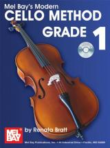 Bratt Renata - Modern Cello Method Grade 1 + Cd - Cello