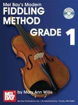 Willis Mary Ann - Modern Fiddling Method Grade 1 + Cd - Fiddle