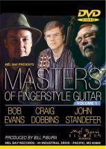 Dobbins Craig - Masters Of Fingerstyle Guitar, Volume 1 - Guitar