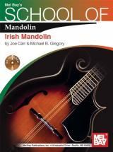 Carr Joe - School Of Mandolin: Irish Mandolin + Cd - Mandolin