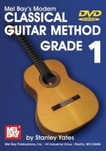 Yates Stanley - Modern Classical Guitar Method, Grade 1 - Guitar - DVD