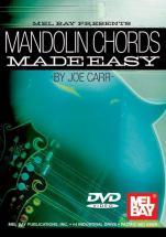 Carr Joe - Mandolin Chords Made Easy - Mandolin - DVD