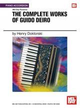Guido Deiro Count - Complete Works Of Guido Deiro - Accordion
