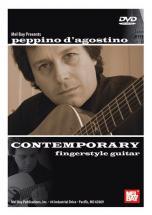 D'agostino Peppino - Peppino D'agostino: Contemporary Fingerstyle Guitar - Guitar