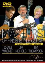 Wagner Craig - Masters Of Fingerstyle Guitar, Volume 2 - Guitar
