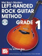 Bay William - Modern Left-handed Rock Guitar Method Grade 1 + Cd - Guitar
