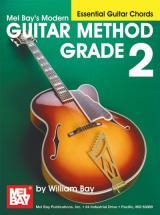 Bay William - Modern Guitar Method Grade 2, Essential Guitar Chords - Guitar