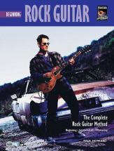 Howard Paul - Begin Rock Guitar: Lead And Rhythm + Dvd - Guitar