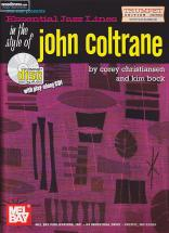 Essential Jazz Lines In The Style Of John Coltrane By Corey Christiansen and Kim Bock - Trumpet Editio
