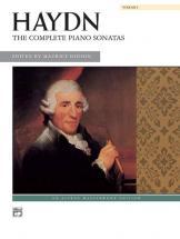 Haydn Franz Joseph - Complete Piano Sonatas Volume 1 - Piano