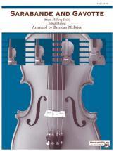 Grieg Edvard - Sarabande And Gavotte - String Orchestra