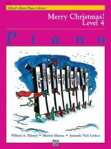 Palmer Manus And Lethco - Merry Christmas! Level 4 - Piano
