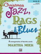 Mier Martha - Christmas Jazz Rags And Blues - Book 2 - Piano Solo