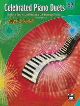 Vandall Robert D. - Celebrated Piano Duets - Book 2 - Piano Duet