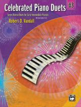 Vandall Robert D. - Celebrated Piano Duets - Book 3 - Piano Duet