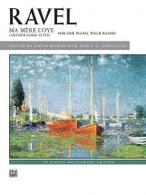 Ravel Maurice - Ma Mere L'oye - Piano Duet