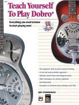 Stoebenau Joe - Teach Yourself To Play Dobro + Cd - Guitar