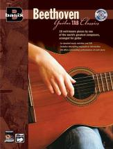 Basix Beethoven For Guitar + Cd - Guitar