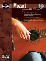 Basix Mozart For Guitar + Cd - Guitar