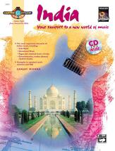 Mishra Sanjay - Guitar Atlas - India + Cd - Guitar