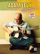 Levy Adam - Play The Right Stuff + Dvd - Guitar