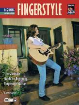 Manzi Lou - Beginning Fingerstyle Guitar + Dvd - Guitar