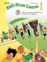 Kids Drum Course + Cd - Percussion