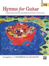 Harnsberger And Malone - Hymns For Guitar - Guitar Tab