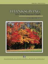 Schmidt J. Eric - Thanksgiving - Symphonic Wind Band